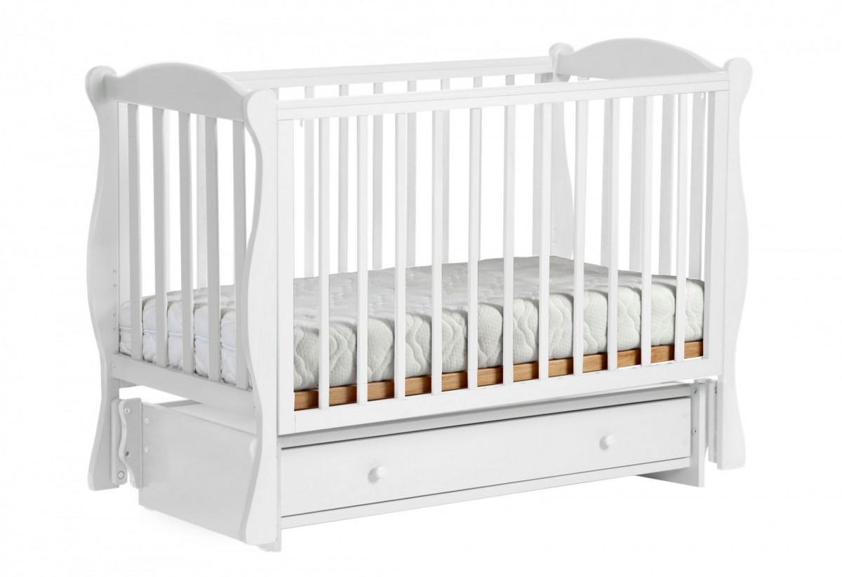 Лель Кубаночка-6 кровать детская с универсальным маятником