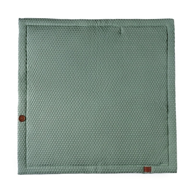 Loom Вязаный конверт - плед UNIVERSAL оливковый