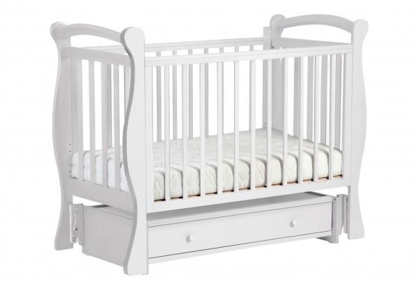 Лель Кубаночка-7 кровать детская с универсальным маятником