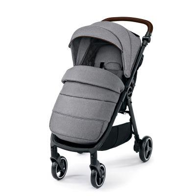 Baby Design Look 2020 07 grey с чехлом на ножки